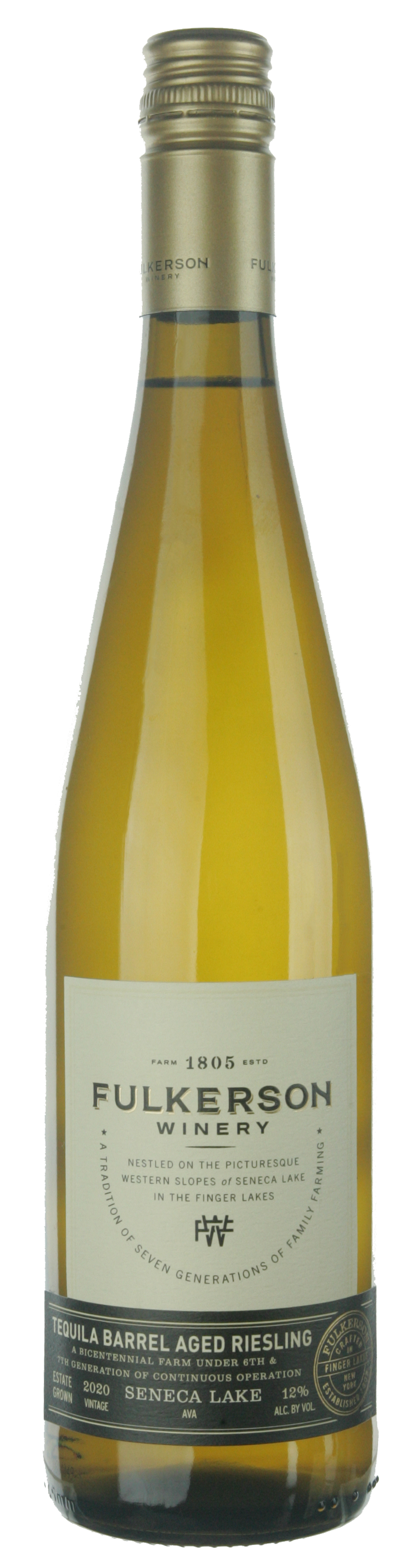 Tequila Barrel Riesling